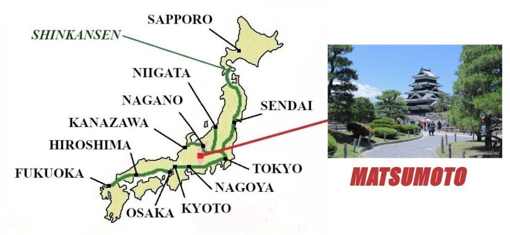 ABOUT Matsumoto