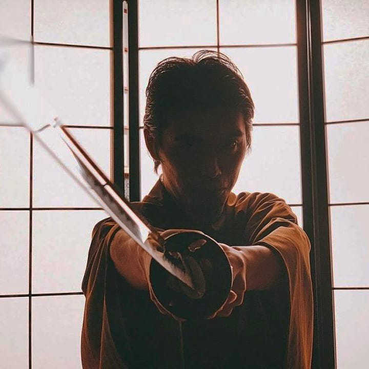 Samurai Sword Fighting Experience 10