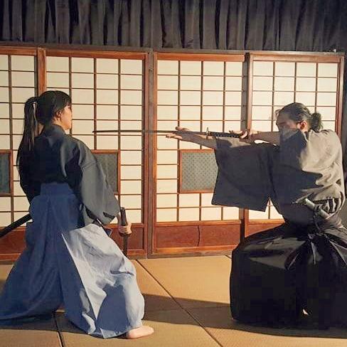 Samurai Sword Fighting Experience 11