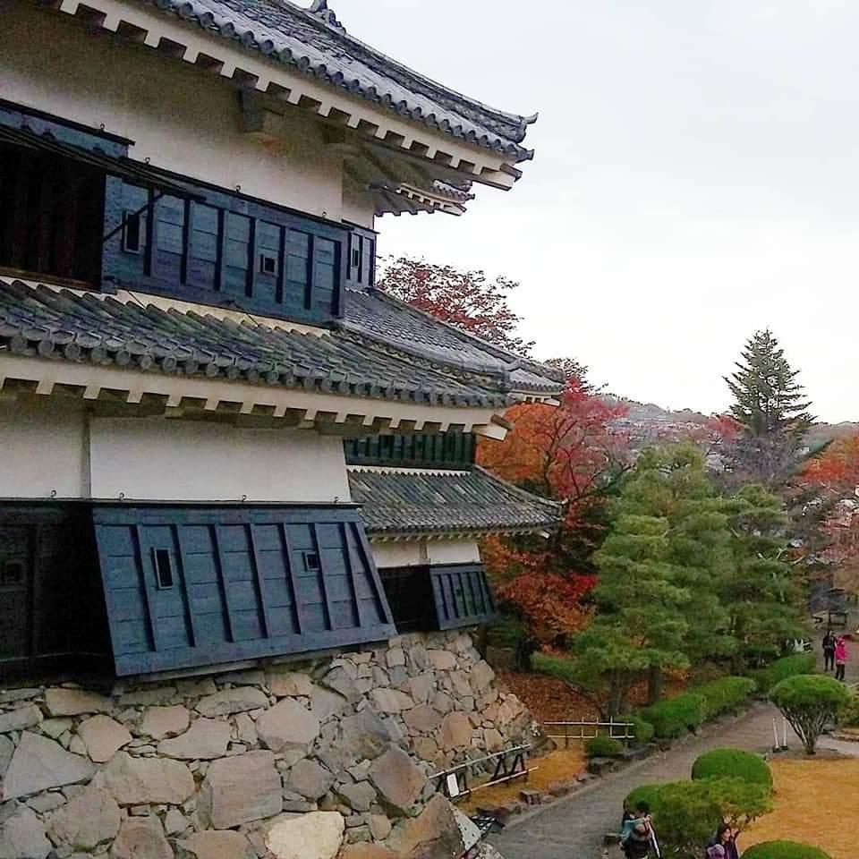 Visite du Château de Matsumoto & Expérience de Samouraï 1