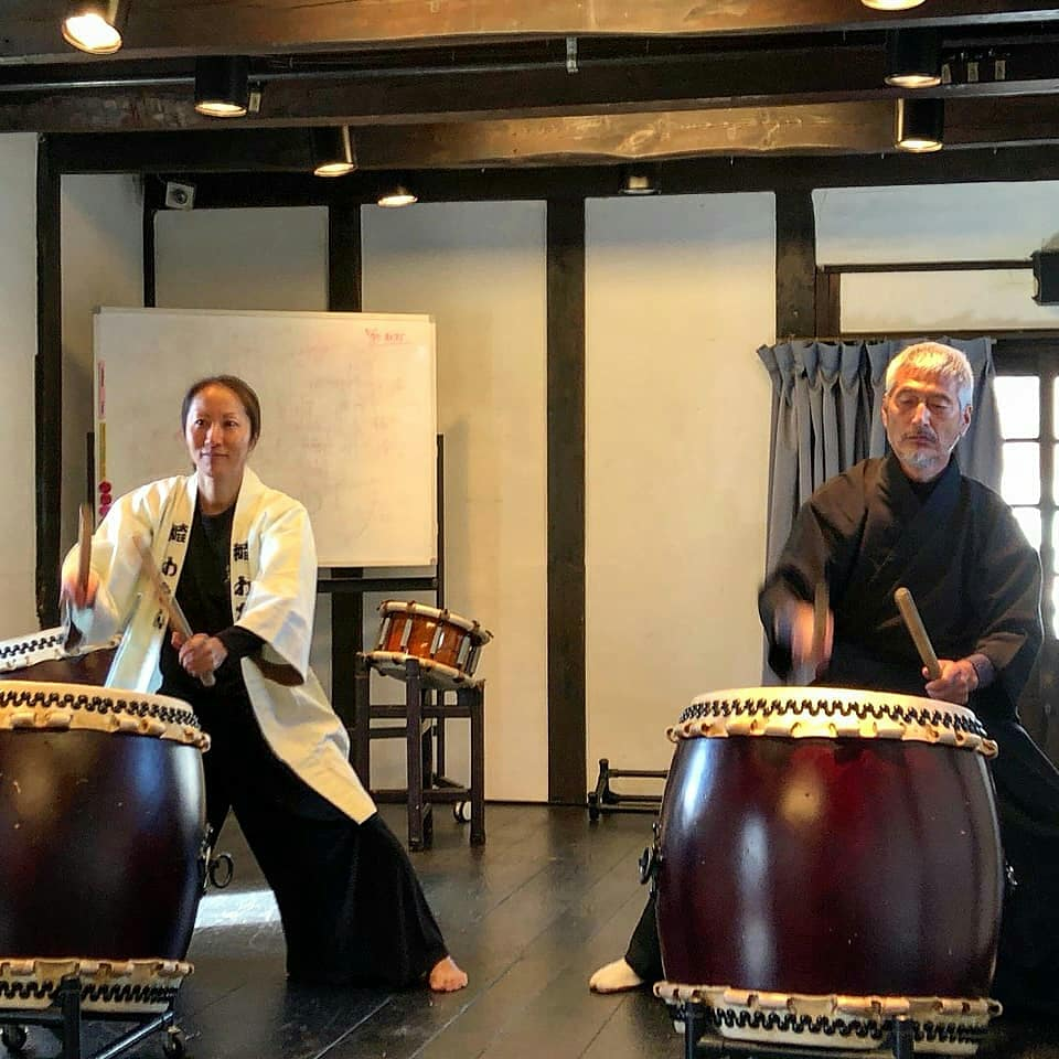 Taiko Drumming Workshop 3