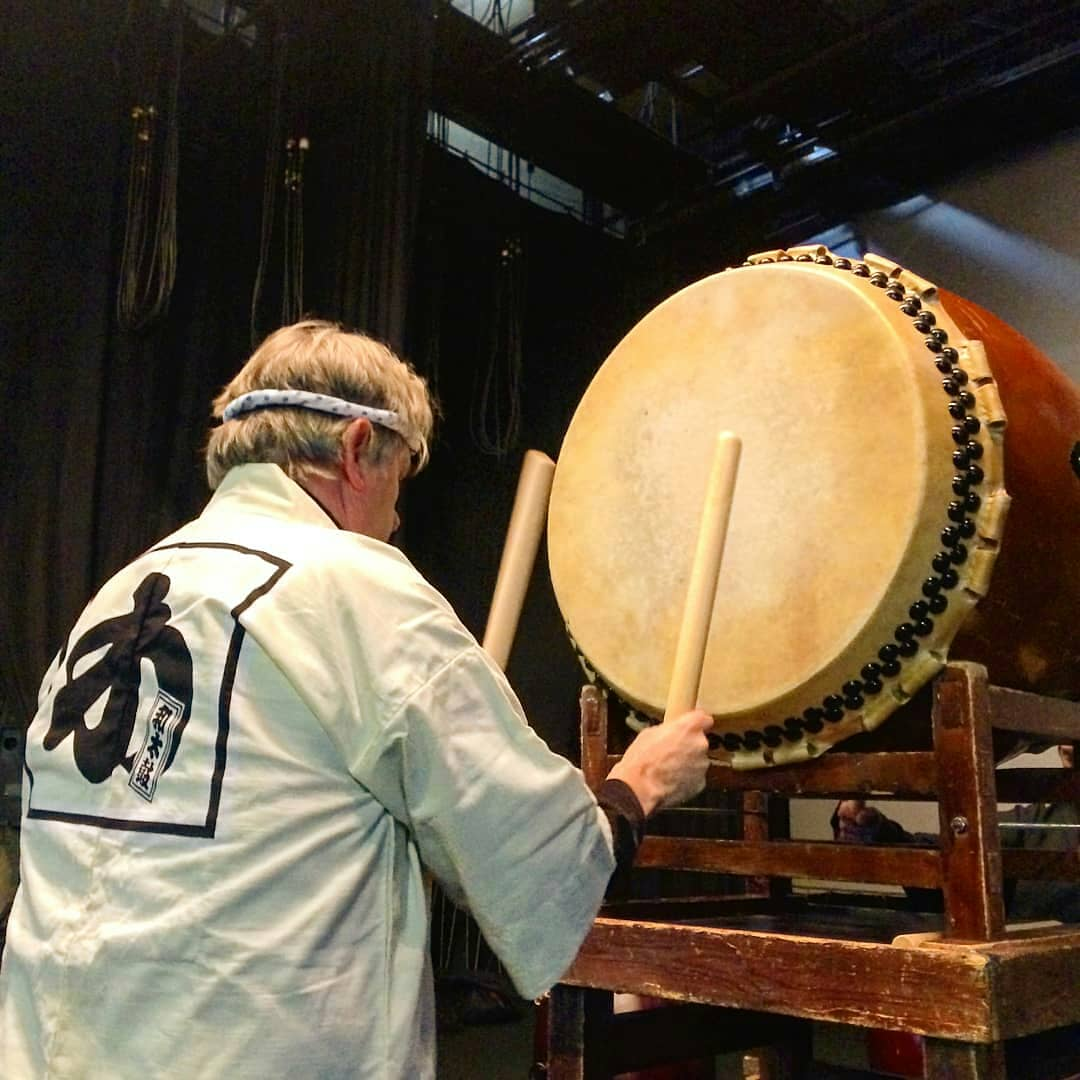 Activities Taiko Drumming Workshop