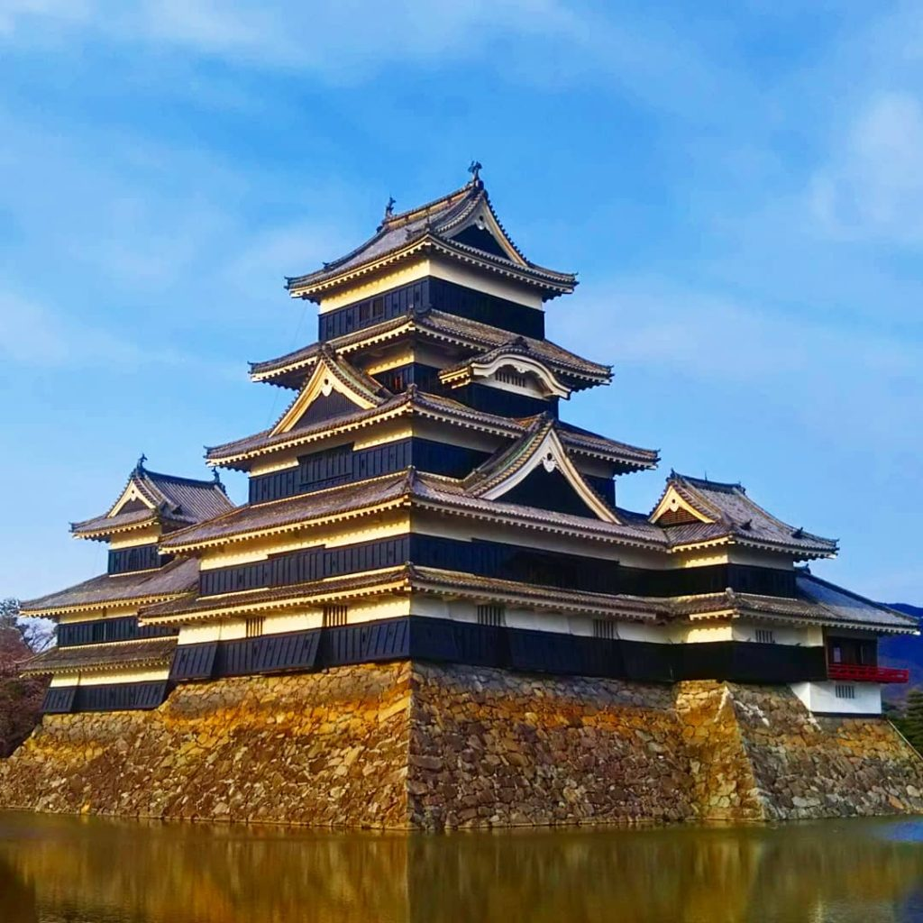 Matsumoto Castle: Origin and History 1