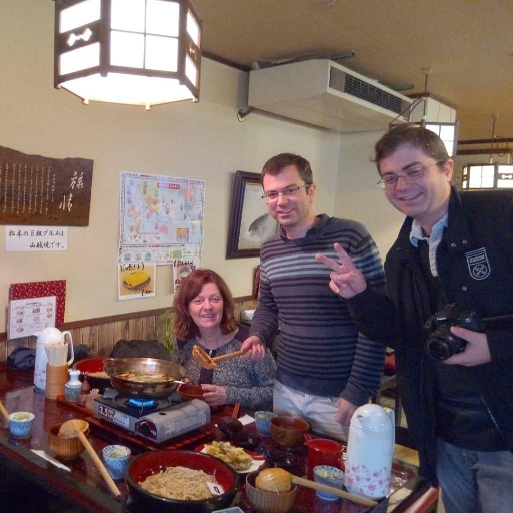 Vidéo sur Matsumoto gastronomie