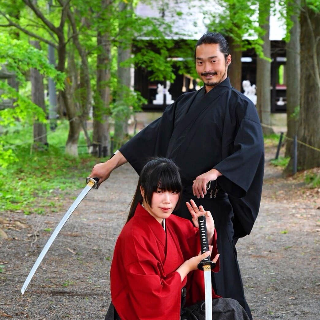Combat de Samouraï 4