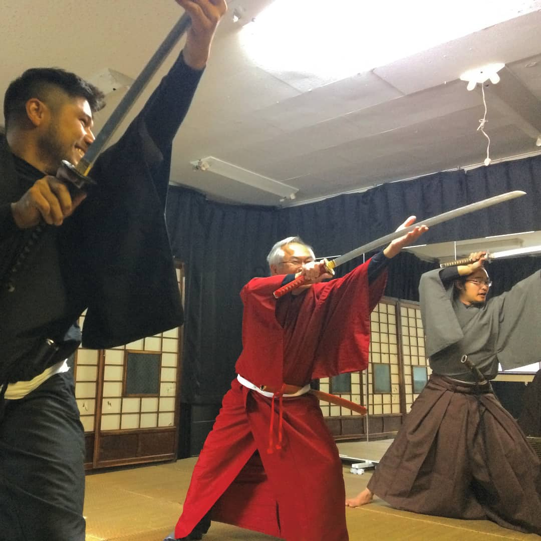 Samurai Sword Fighting Experience 3