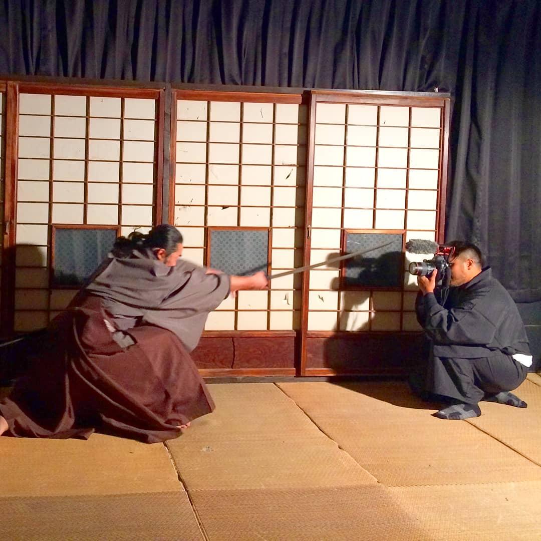 Samurai Sword Fighting Experience 5