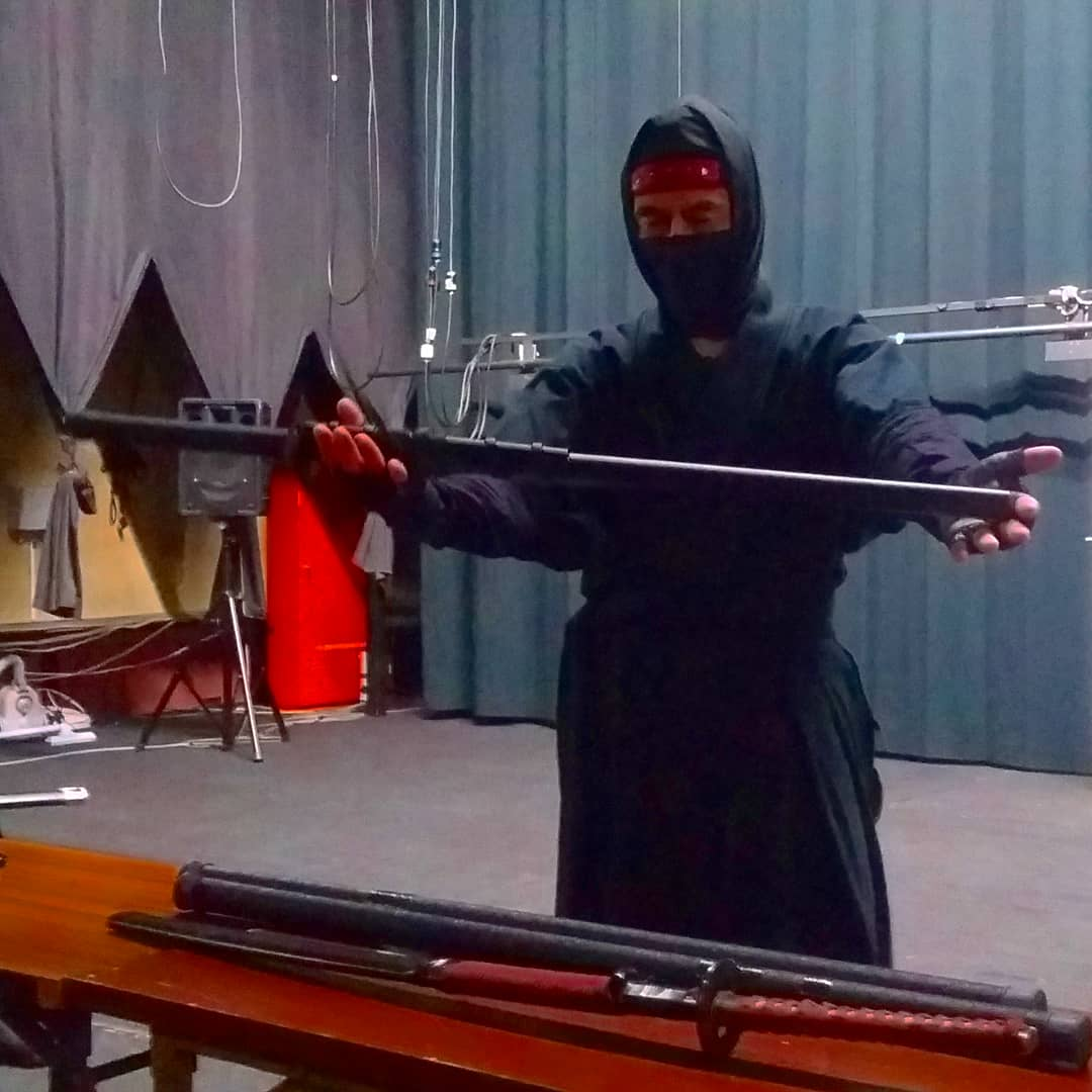 Ninja Experience 1