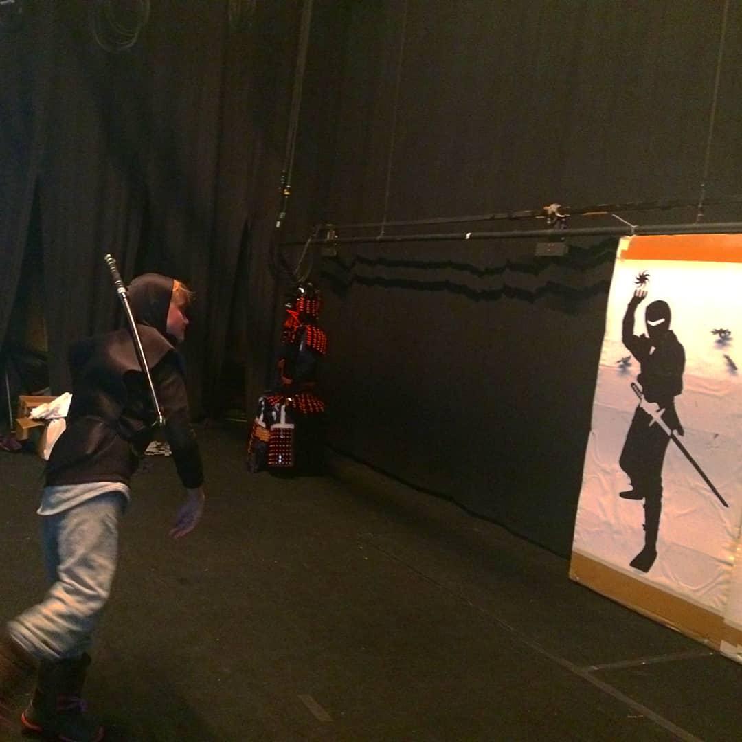 Ninja Experience 2