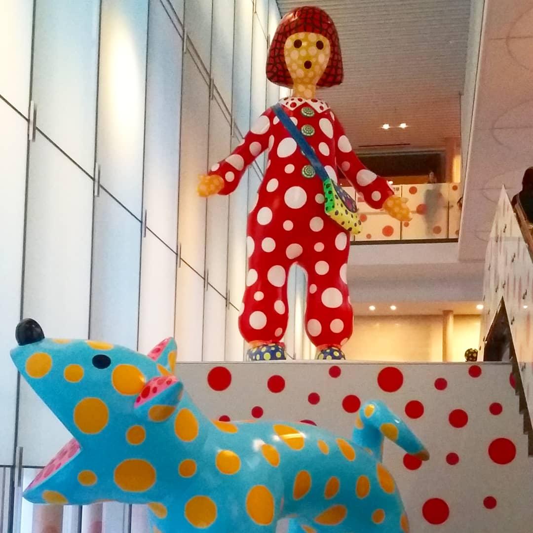 bienvenue au Musée d'Art Moderne de matsumoto
