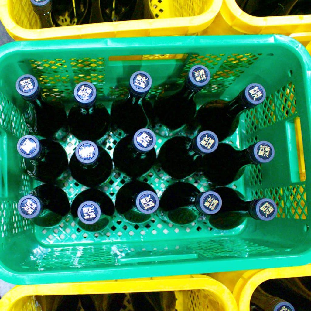 Sake Brewery Tour & Tasting  11