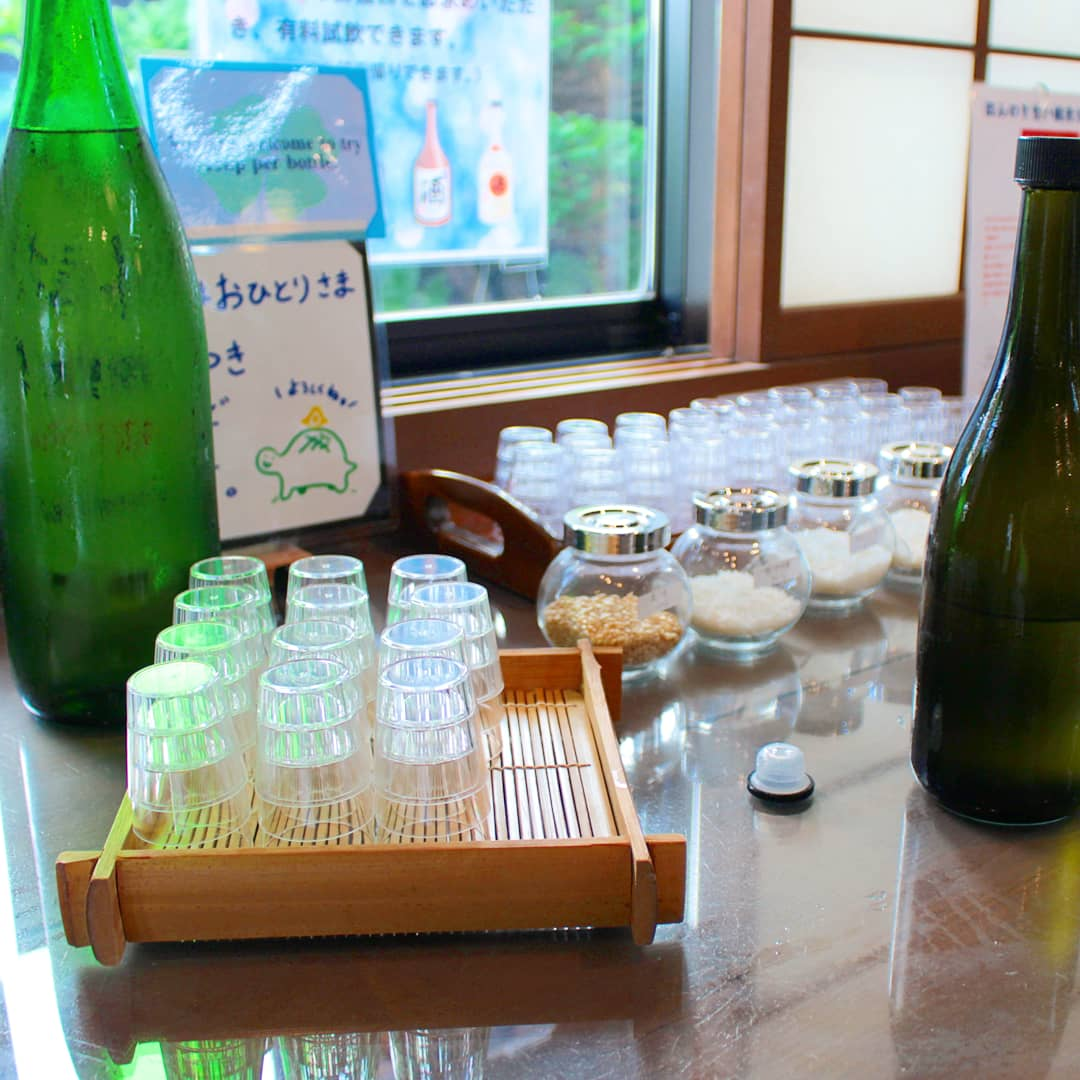 Sake Brewery Tour & Tasting  2