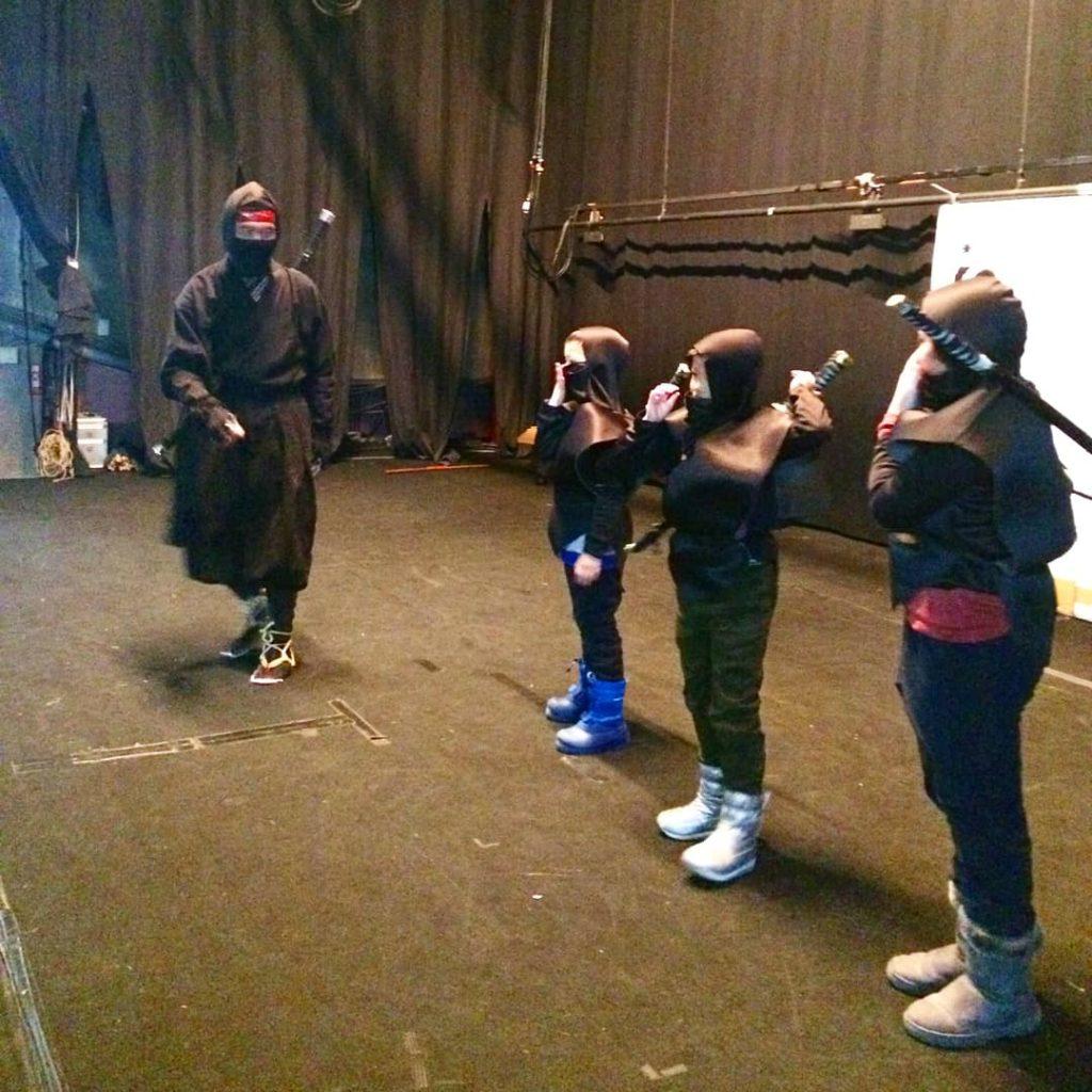 Ninja Experience 8