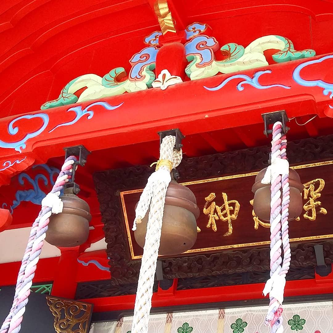 Tenjin Temple Fukashi