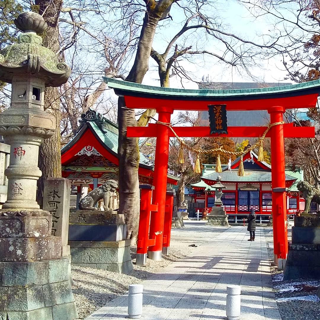 Lieux Touristiques Temple Fukashi