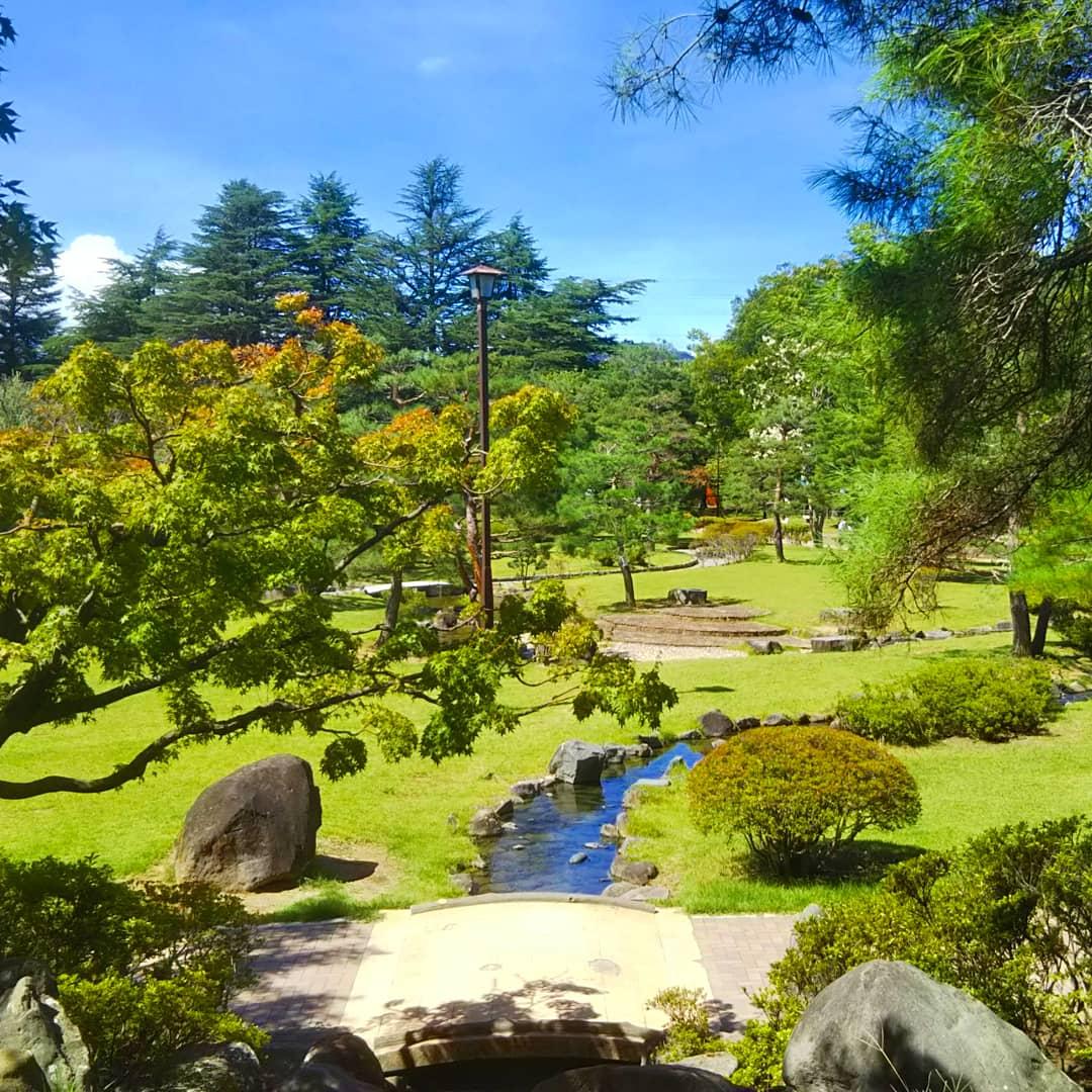 vue du Parc Agatanomori