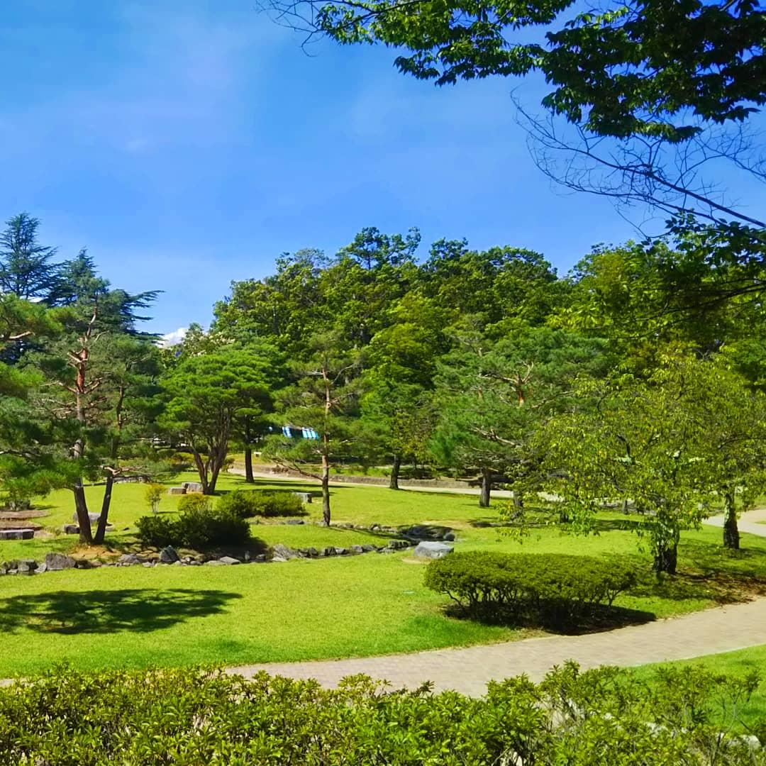 nature à Matsumoto