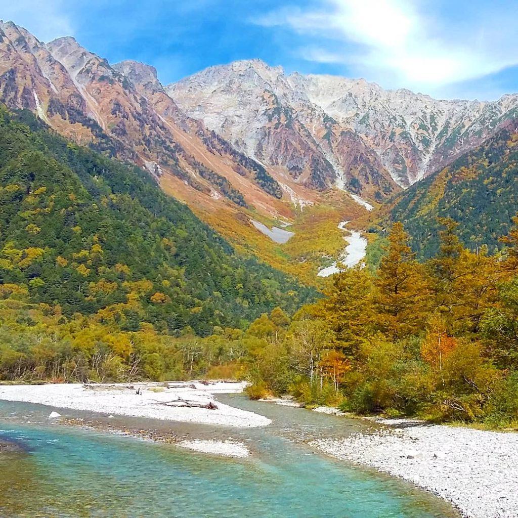 Alpes Japonaises 1
