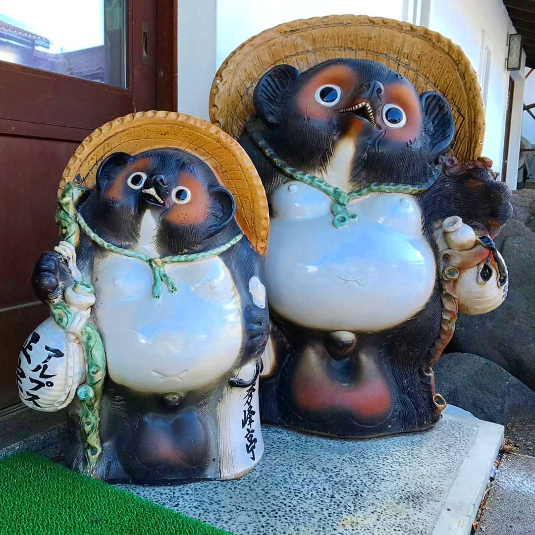 les dieux du saké