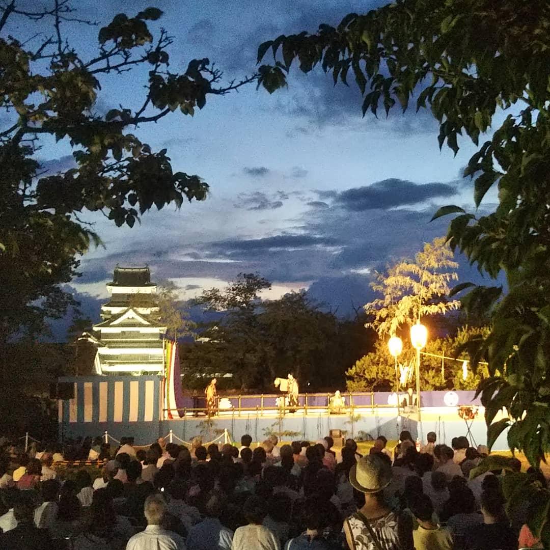 Festival Takagi Noh 5