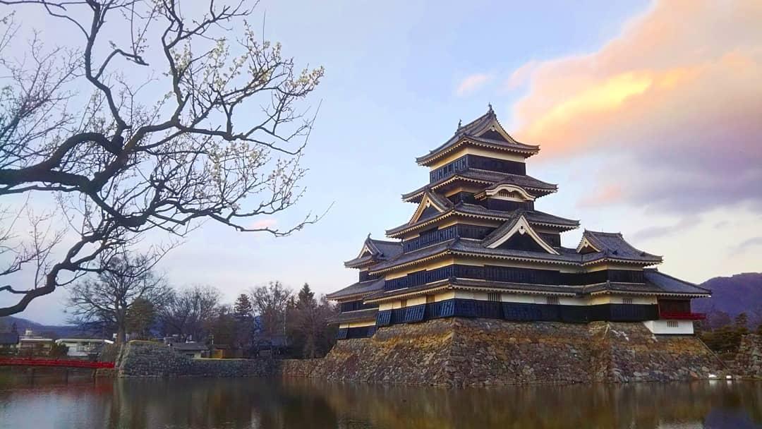 Château de la ville de Matsumoto