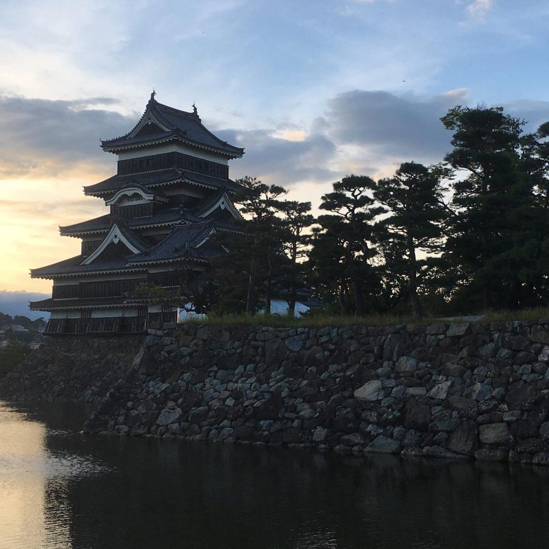 Matsumoto Castle National Treasure