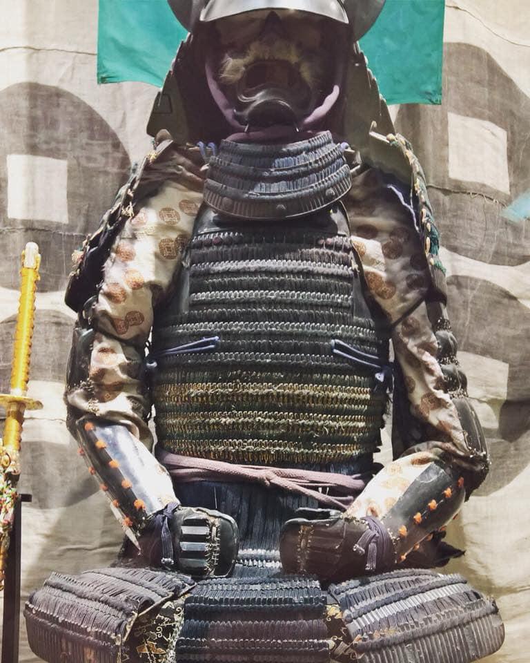ancient samurai matsumoto