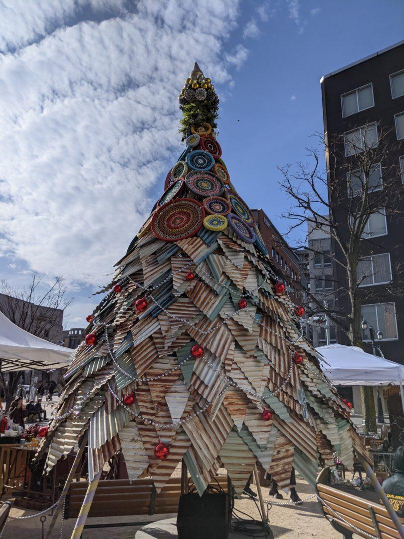 Christmas market Matsumoto hidari kiki creation