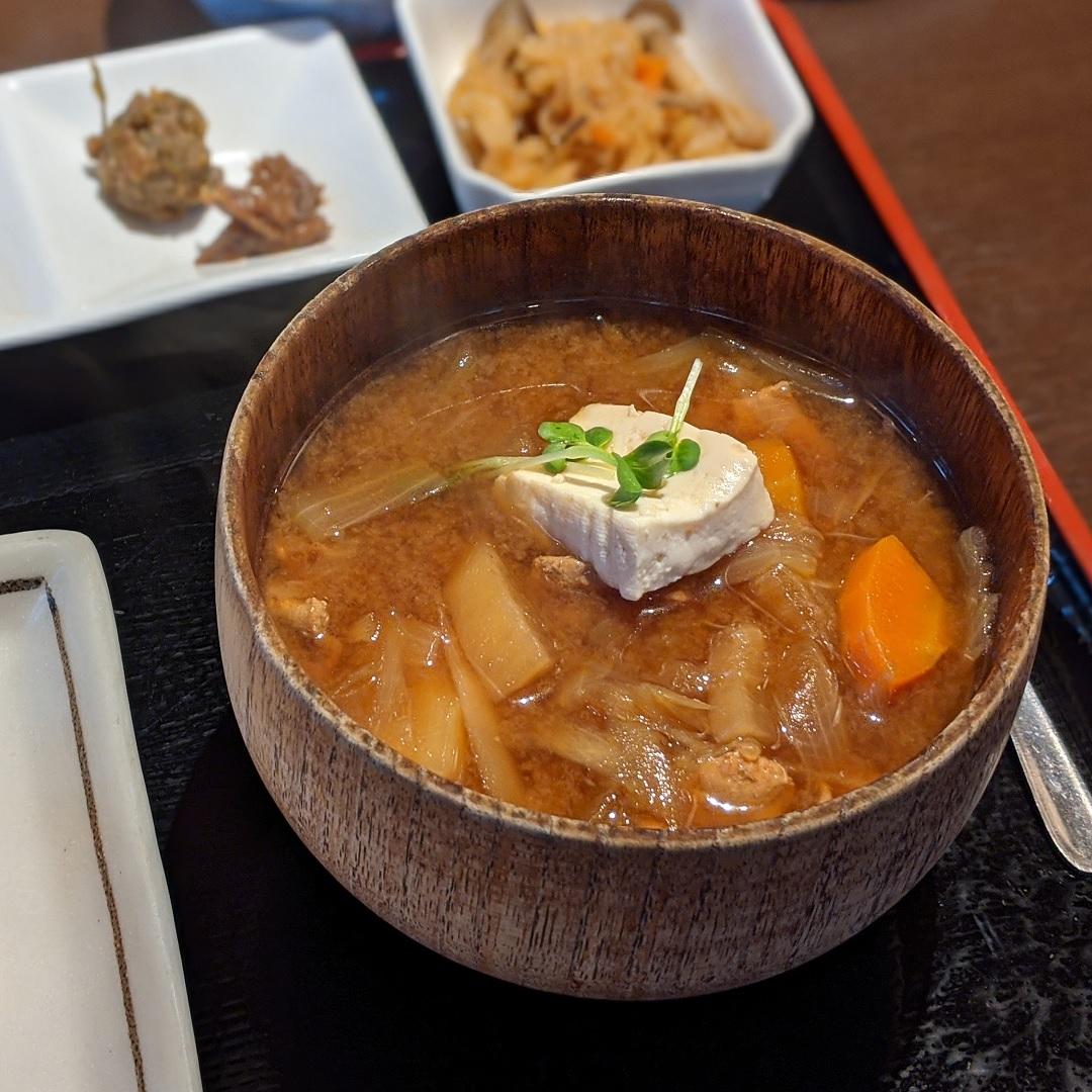 Brasserie de Miso Soupe