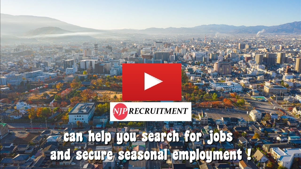 Matsumoto Video Recruitment job