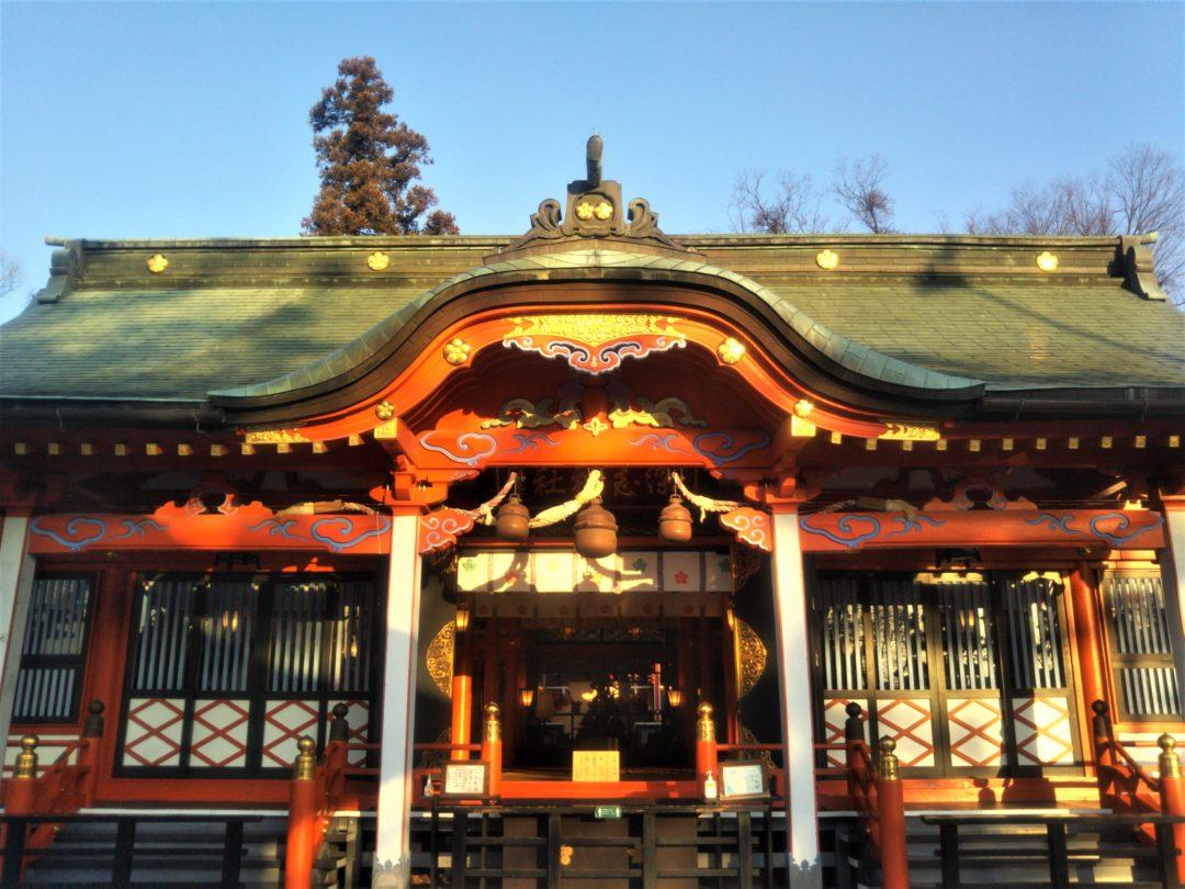 Fukashi Jinja matsumoto shrine