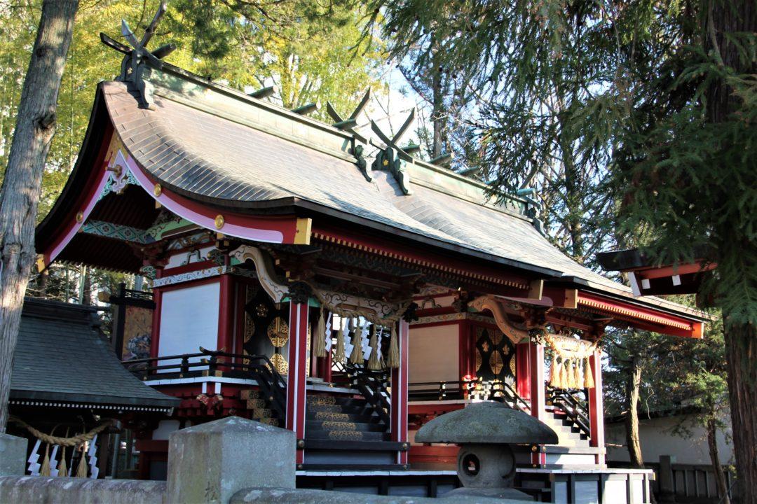 visit matsumoto Fukashi Jinja