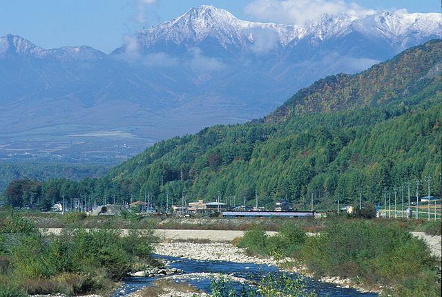 Best of Japan Matsumoto river