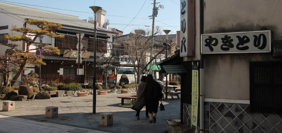Downtown Matsumoto