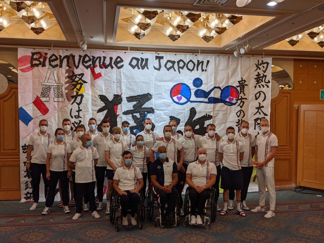France Paralympique de Cyclisme photo