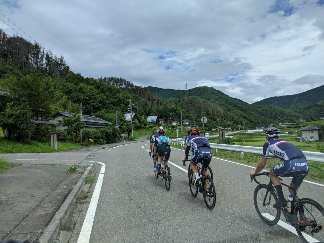 Matsumoto cycling