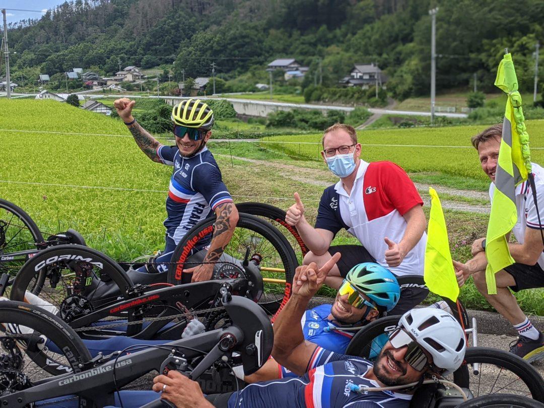 France Paralympique de Cyclisme route